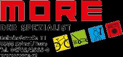 bikeshop.more.at bei More Maschinen GmbH